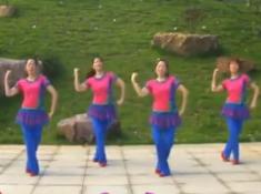 俪影广场舞一起向远方 编舞刘荣 简单大方的中老年广场舞