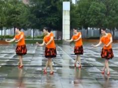 高安子君广场舞蒙古包正面背面演示教学 乌兰托娅《蒙古包》MP3下载