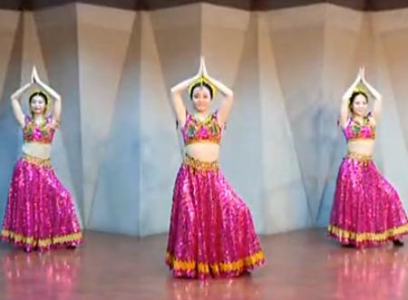 唐祺蕾印度舞天竺舞韵 印度舞蹈舞曲下载