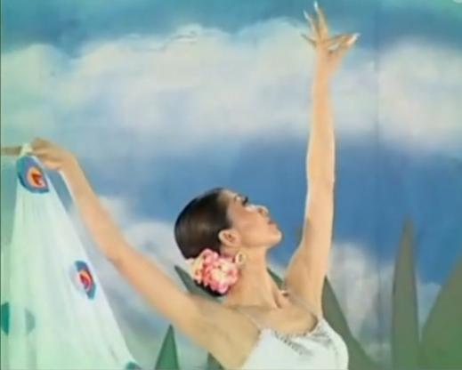 傣族舞孔雀舞 孔雀舞舞蹈视频欣赏 编舞演示:瞿腊佳