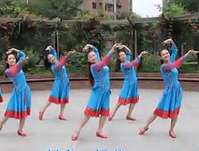 北京加州广场舞阿妈佛心上的一朵莲 编舞格格 《阿妈佛心上的一朵莲》歌词mp3下载
