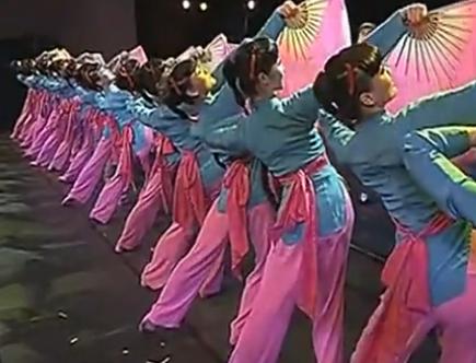 舞蹈沂蒙情 山东秧歌 总政歌舞团舞剧版