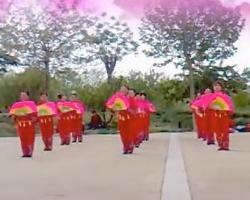 河南安阳内黄县和谐家园广场舞 扇子舞 我们的美好时代 音乐视频免费下载