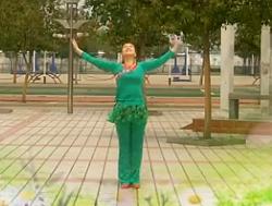 肥礦集團青馨明月廣場舞凈土 編舞藝子龍 凈土歌詞MP3下載