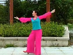 安徽池州舞之美廣場舞阿媽佛心上的一朵蓮