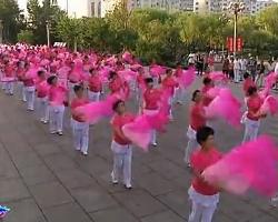 鸡西兴凯舞艺扇子舞 02火红的萨日朗 扇子舞超清视频音乐mp3免费下载