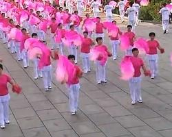 鸡西兴凯舞艺扇子舞 03我们村里的人 扇子舞超清视频音乐mp3免费下载