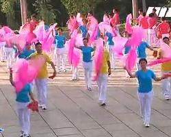 鸡西兴凯舞艺扇子舞 10大喜的日子 扇子舞超清视频音乐mp3免费下载