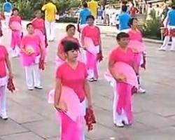 鸡西兴凯舞艺扇子舞 15欢腾的草原 扇子舞超清视频音乐mp3免费下载