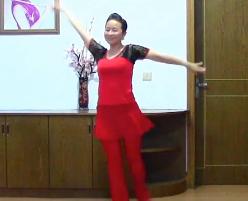 安徽池州舞之美廣場舞風箏誤 編舞靜靜 熱門廣場舞視頻舞曲下載