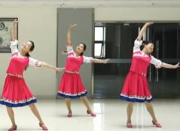 紫紫雨广场舞康巴情正面背面 廖芊芊《康巴情》歌词MP3下载