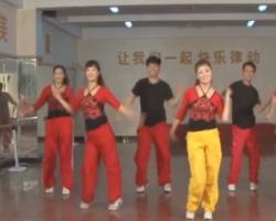 廣場舞祝新歲 龍都舞動晨韻原創廣場舞健身操 含詳細動作分解教學