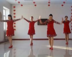 塔河蓉兒廣場舞 蒙古舞阿爾山的姑娘 最新原創廣場舞動作分解教學