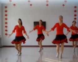 塔河蓉兒廣場舞重要的事情說三遍 含糖豆范范詳細動作分解教學