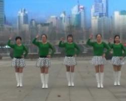 漫步飞扬排舞 Trouble Maker 最新原创广场舞排舞 变队形表演