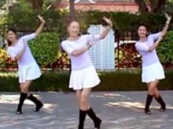 凤凰香香广场舞你是我永远的守候正反面含教学