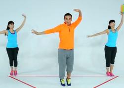 全民健身廣場舞課堂中國美 王廣成廣場舞中國美
