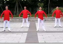 応子广场舞你演示教学 广场舞史上第一支男子广场舞你 応子老师最新奉献