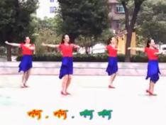 爱吾广场舞盛开正反面含教学 玖月奇迹《盛开》歌词MP3下载