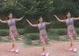 歌在飛廣場舞含教學 龍都舞動晨韻原創有氧健身操舞《歌在飛》