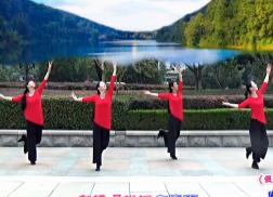 馨梅广场舞假如爱有天意团队演示 李健《假如爱有天意》歌词MP3下载