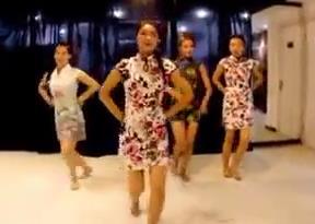 中国风爵士舞原创编舞黄玲《灵芝缘》舞蹈成品舞展示
