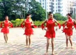 凤凰香香广场舞坏坏坏含教学 热情动感的中老年广场舞