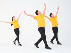 王廣成廣場舞唱起來跳起來含教學 國家體育總局社體重心推廣套路