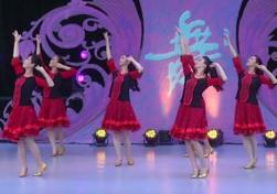 艺佳怡广场舞我的梦团队演示