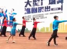 王梅广场舞假如爱有天意 朱晗王梅応子广场舞假如爱有天意 花絮版