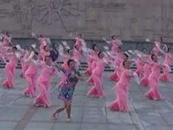 藝子龍廣場舞旗袍美人 古典舞