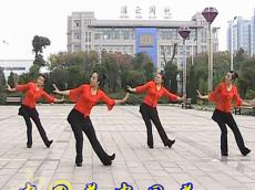 绚舞广场舞中国美正反面演示教学
