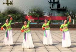 2016年新舞-劉峰廣場舞西塞山前白鷺飛 舞曲《西塞山》歌詞MP3下載