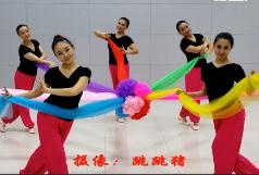 九江向霞廣場舞幸福小康正面背面演示教學 大眾健身舞