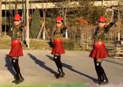山西太原玫瑰广场舞水兵舞醉梦荷塘 水兵舞梦醉荷塘