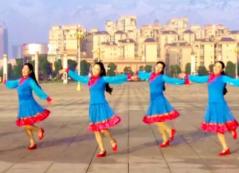 阿中中梅梅翠翠广场舞阿尔山姑娘正背面含教学 舞曲乌兰图雅《阿尔山的姑娘》