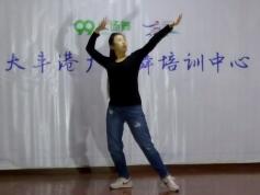 艺紫宁广场舞咸鱼啪啪啪正背面演示教学 张智勇《咸鱼啪啪啪》歌词MP3