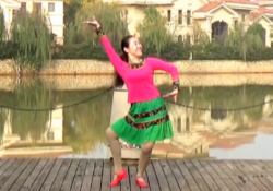応子廣場舞傣家姑娘個人版含教學 悠冷冷《傣家姑娘》歌詞MP3下載