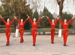 云裳广场舞福气东来正面背面演示教学 2017年最新广场舞视频舞曲下载