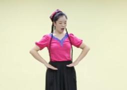 維族舞課堂(六)《墊步與切分墊步》~孔雪老師