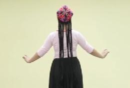 維族舞課堂(三)《基本動律》~孔雪老師