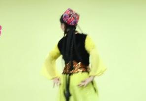 維族舞課堂(十)《阿拉木汗》~孔雪老師