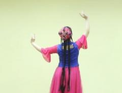 維族舞課堂(九)《掀起你的蓋頭來》~孔雪老師