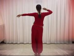 美丽乡村是我家格格广场舞动作分解教学 安徽花鼓灯地方特色的舞蹈