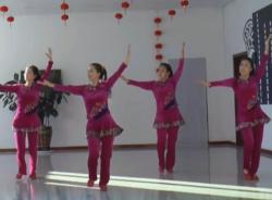 塔河蓉兒廣場舞一首醉人的歌含分解教學 雨柔《一首醉人的歌》