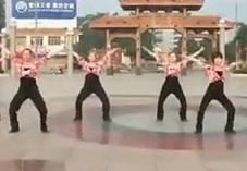 博白廖弟广场舞dj串烧 减肥舞 健身操 16分钟 我要去西藏等