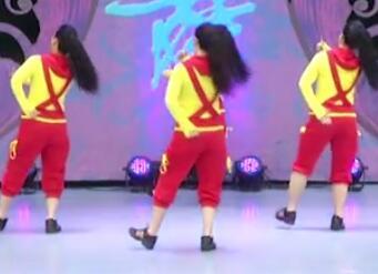 北京加州飞龙广场舞 为你点赞 舞曲下载