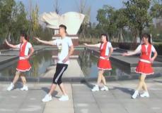 楠楠广场舞男人一生三朵花DJ正反面含教学 孟杨《男人一生三朵花》歌词MP3