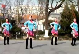 刘荣广场舞爱谁谁谁正面背面演示教学 王馨《爱谁谁谁》歌词MP3下载
