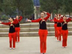 幸福天天广场舞猴年大吉棒棒哒正面背面含分解 成泉《猴年大吉棒棒哒》歌词MP3下载